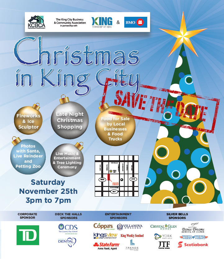 Christmas in King City